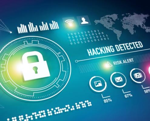 Hacking detected